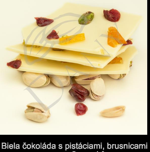 Biela-cokolada-s-pistaciami-brusnicami-a-pomarancovou-korou